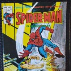 Cómics: VÉRTICE SPIDERMAN VOL3 Nº63 C-SPANISH EDITION-NORMAL ESTADO-LOPEZ ESPÍ COVER-BAGED. Lote 289424478