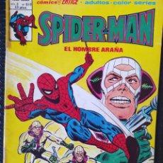 Cómics: VÉRTICE SPIDERMAN VOL3 Nº63 D-SPANISH EDITION-REGULAR ESTADO-LOPEZ ESPÍ COVER-BAGED. Lote 289424913