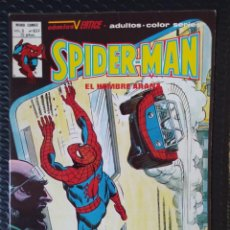 Cómics: VÉRTICE SPIDERMAN VOL3 Nº63 F-SPANISH EDITION-MUY BUEN ESTADO-LOPEZ ESPÍ COVER-BAGED. Lote 289425443