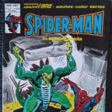 Cómics: VÉRTICE SPIDERMAN VOL3 Nº63 H-SPANISH EDITION-MUY BUEN ESTADO-LOPEZ ESPÍ COVER-BAGED. Lote 289425608