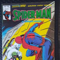 Cómics: VÉRTICE SPIDERMAN VOL3 Nº63 I-SPANISH EDITION-MUY BUEN ESTADO-LOPEZ ESPÍ COVER-BAGED. Lote 289425703