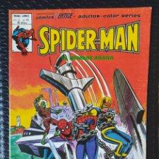 Cómics: VÉRTICE SPIDERMAN VOL3 Nº65-SPANISH EDITION-MUY BUEN ESTADO-LOPEZ ESPÍ COVER-BAGED. Lote 289425823