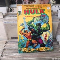 Cómics: HULK, Y TODO EL MAR CON MONSTRUOS, VÉRTICE 6. Lote 289467133