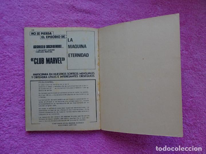 Cómics: los 4 fantásticos 66 ediciones vertice 1974 la batalla del siglo - Foto 10 - 289542503