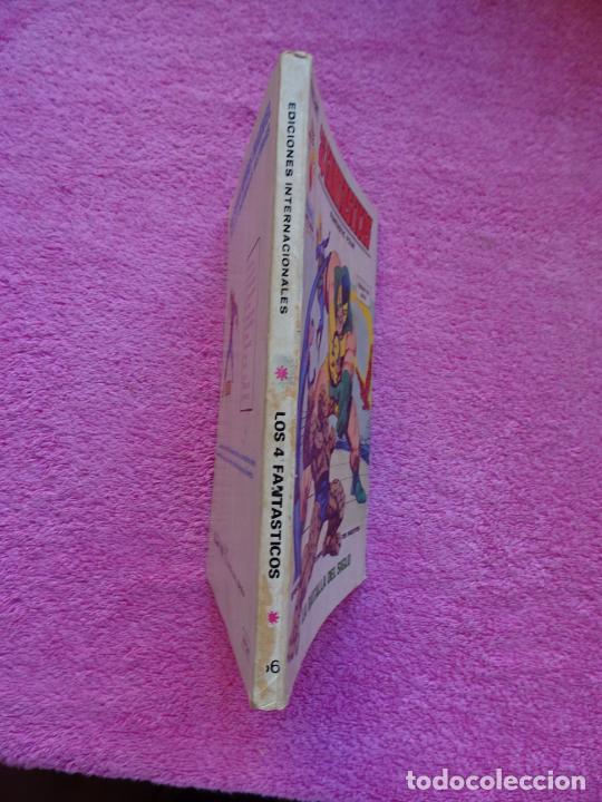 Cómics: los 4 fantásticos 66 ediciones vertice 1974 la batalla del siglo - Foto 13 - 289542503