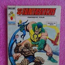 Cómics: LOS 4 FANTÁSTICOS 66 EDICIONES VERTICE 1974 LA BATALLA DEL SIGLO. Lote 289542503