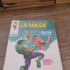 Cómics: COMIC VERTICE LA MASA VOLUMEN 1 NUMERO 8.. Lote 289601723