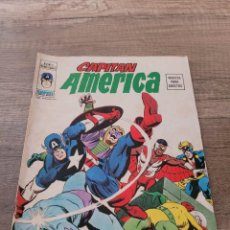 Cómics: COMIC VERTICE CAPITAN AMERICA VOLUMEN 2 NUMERO 5.. Lote 289607703