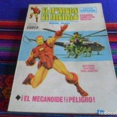 Cómics: VÉRTICE VOL. 1 EL HOMBRE DE HIERRO Nº 14 EL MECANOIDE, PELIGRO. 1971. 25 PTS. BUEN ESTADO.. Lote 289611198