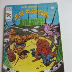 Cómics: SUPER HEROES VERTICE VOL. 2 Nº 102 LA COSA Y LA PANTERA NEGRA MUNDICOMICS. VÉRTICE E5X1. Lote 289656818