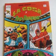 Cómics: SUPER HEROES VERTICE VOL. 2 Nº 101. LA COSA Y DAN DEFENSOR MUNDICOMICS. VÉRTICE E5X1. Lote 289656878