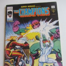 Cómics: SUPER HEROES VERTICE VOL. 2 Nº 96. THE CHAMPIONS MUNDICOMICS. VÉRTICE BUEN ESTADO E5X1 LV. Lote 289657173
