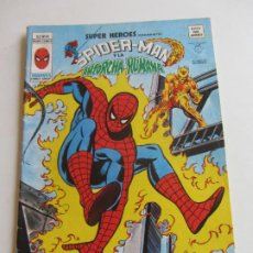 Cómics: SUPER HEROES VERTICE VOL 2 Nº 88 SPIDERMAN Y LA ANTORCHA HUMANA MUNDICOMICS VÉRTICE ETX LV. Lote 289658033