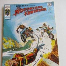 Cómics: SUPER HEROES VERTICE VOL 2 Nº 86 EL MOTORISTA FANTASMA - 1978 MUNDICOMICS VÉRTICE BUEN ESTADO ETX LV. Lote 289658278
