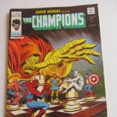 Cómics: SUPER HEROES VERTICE VOL 2 Nº 85 THE CHAMPIONS 1978 MUNDICOMICS VÉRTICE BUEN ESTADO ETX LV. Lote 289658423