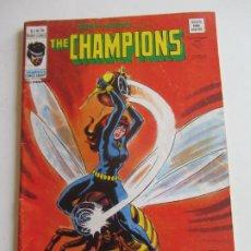 Cómics: SUPER HEROES VERTICE VOL 2 Nº 84 THE CHAMPIONS 1978 MUNDICOMICS VÉRTICE BUEN ESTADO ETX LV. Lote 289658483