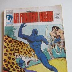 Cómics: SUPER HEROES VERTICE VOL 2 Nº 34 PANTERA NEGRA - 1975 MUNDICOMICS VÉRTICE BUEN ESTADO ETX LV. Lote 289658688