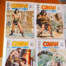 Cómics: CONAN V2 VERTICE. COMPLETA A FALTA DEL N°21. Lote 289673283