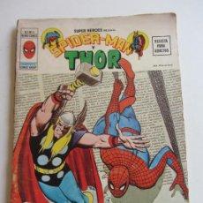 Cómics: SUPER HÉROES VOL.2 Nº 6 SPIDERMAN Y THOR MUNDICOMICS VÉRTICE ETX LV. Lote 289703908