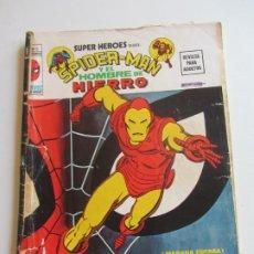 Cómics: SUPER HEROES V.2 Nº 5 SPIDER-MAN Y EL HOMBRE DE HIERRO MUNDICOMICS VÉRTICE ETX LV. Lote 289704248
