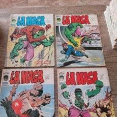 Cómics: LOTE 4 COMICS VERTICE VOLUMEN 3 LA MASA. Lote 289716463