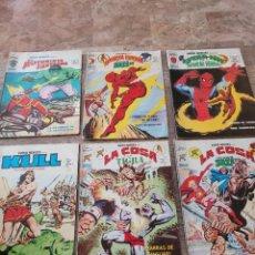 Cómics: LOTE 6 COMICS VERTICE SUPER HEROES VOLUMEN 2.. Lote 289717728