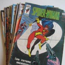 Cómics: SPIDER-WOMAN VOL.1 - COLECCIÓN COMPLETA 12 NUMEROS VÉRTICE ARX49 LV. Lote 289773373