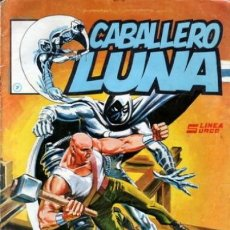 Cómics: CABALLERO LUNA-LÍNEA 83-SURCO- Nº 7 -SOMBRAS DE LA LUNA-1983-BILL SIENKIEWICZ-BUENO-DIFICIL-LEA-5600. Lote 289879188