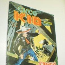 Cómics: CISCO KID. EL RANCHO LOCO K. VÉRTICE 1980 (SEMINUEVO). Lote 289909528