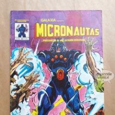 Cómics: MICRONAUTAS Nº 2 - DUELO A MUERTE - MUNDICOMICS - VÉRTICE. Lote 290104448