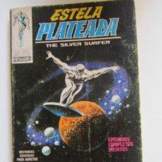 Cómics: ESTELA PLATEADA VOL I Nº 6 ¡ MUNDOS SIN FIN ! VERTICE TACO ARX42A LV. Lote 290110978