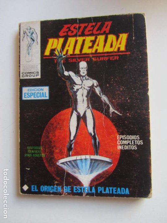 ESTELA PLATEADA Nº 1 - EL ORIGEN DE ESTELA PLATEADA 1972 VERTICE TACO C24X4 LV (Tebeos y Comics - Vértice - V.1)