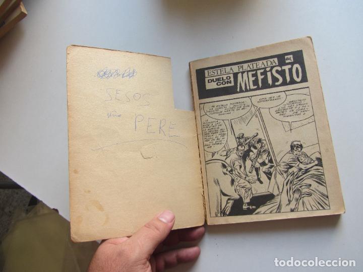 Cómics: ESTELA PLATEADA VOL.1 Nº 3 DUELO CON MEFISTO VERTICE TACO c24x3 LV - Foto 4 - 290138358