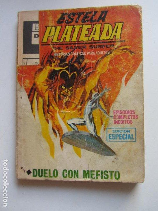ESTELA PLATEADA VOL.1 Nº 3 DUELO CON MEFISTO VERTICE TACO C24X3 LV (Tebeos y Comics - Vértice - V.1)