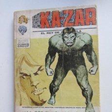 Cómics: KA-ZAR VOL I EL REY DE LA JUNGLA - N°3 - MAA-GOR EL HOMBRE MONO VERTICE TACO C24X3 LV. Lote 290138948
