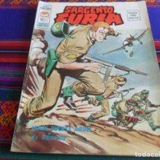 Cómics: VÉRTICE VOL. 2 SARGENTO FURIA Nº 9 ARDE PUENTE ARDE. 1975. 35 PTS. BUEN ESTADO.. Lote 290217253