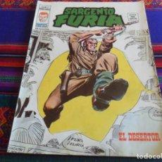 Cómics: VÉRTICE VOL. 2 SARGENTO FURIA Nº 11 EL DESERTOR. 1975. 35 PTS. BUEN ESTADO.. Lote 290217653