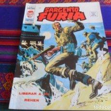Cómics: VÉRTICE VOL. 2 SARGENTO FURIA Nº 13 LIBERAR A UN REHÉN. 1975. 35 PTS.. Lote 290218068
