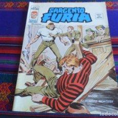 Cómics: VÉRTICE VOL. 2 SARGENTO FURIA Nº 15 MCCOY EL HOMBRE MONTAÑA. 1975. 35 PTS. BUEN ESTADO.. Lote 290218558