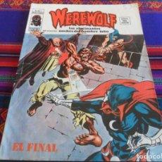 Cómics: VÉRTICE VOL. 2 WEREWOLF EL HOMBRE LOBO Nº 14 EL FINAL. 1976. 35 PTS. DIFÍCIL.. Lote 290262713