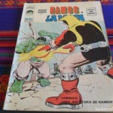 Cómics: VÉRTICE VOL. 2 HÉROES MARVEL Nº 3 NAMOR Y LA MASA. 1974. 35 PTS. BUEN ESTADO.. Lote 290266303