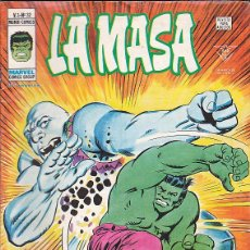 Cómics: COMIC COLECCION LA MASA VOL.3 Nº 32. Lote 291485803