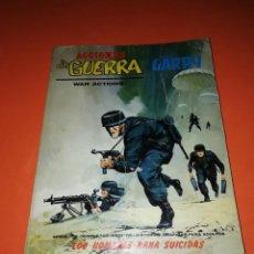 Cómics: ACCIONES DE GUERRA. Nº 16. LOS HOMBRES RANA SUICIDAS. VERTICE TACO.. Lote 291564598