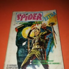 Cómics: SPIDER. EXTRA. EL HOMBRE ARAÑA. CONTRA EL EXTERMINADOR.. VERTICE TACO. Nº 2.. Lote 291566648
