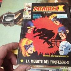Cómics: PATRULLA X . X - MEN . EPISODIOS COMPLETOS INÉDITOS. Nº 19 . EDICIONES INTERNACIONALES. VÉRTICE.. Lote 292110878