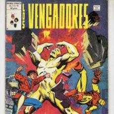 Cómics: LOS VENGADORES VOL. 2 Nº 45 - VERTICE - SUB01M. Lote 292309483