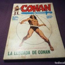 Cómics: TACO VERTICE CONAN LA LLEGADA DE CONAN Nº 1. Lote 292504823