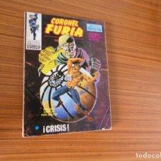 Cómics: CORONEL FURIA Nº 15 EDITA VERTICE. Lote 292525978