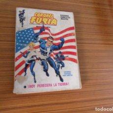 Cómics: CORONEL FURIA Nº 17 EDITA VERTICE. Lote 292527018