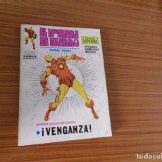 Cómics: HOMBRE DE HIERRO Nº 16 EDITA VERTICE. Lote 292527538